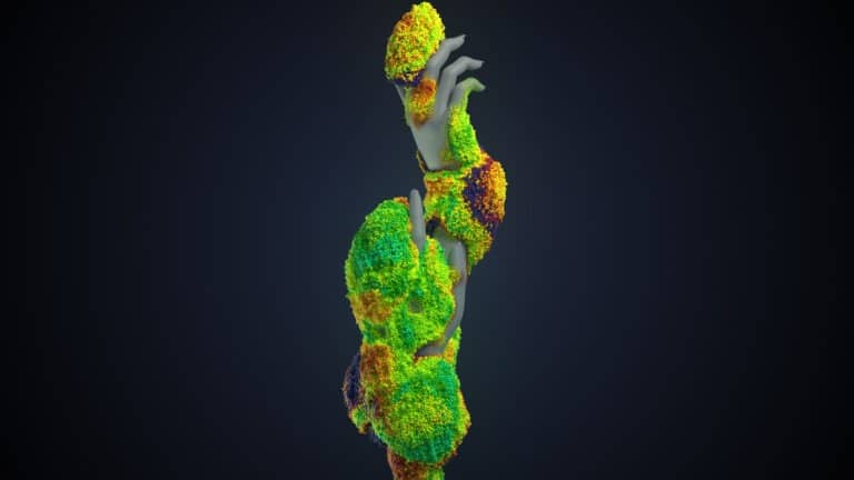 Houdini Tutorial: Colorful Infection