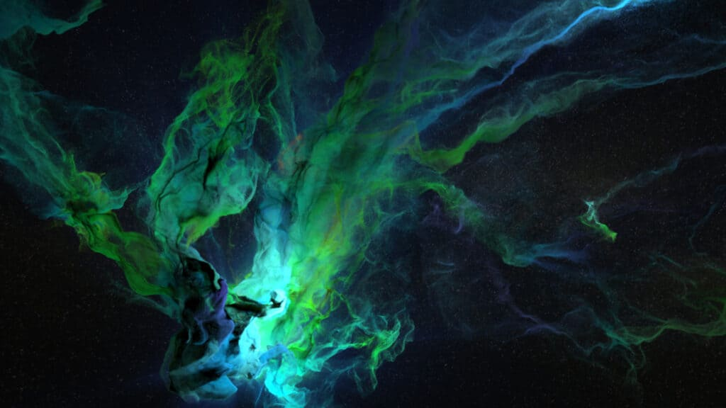 Doxia Studio Mindfulness Galaxy Space Nebula Meditation
